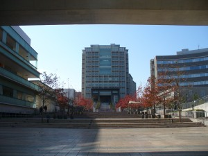 九州大学伊都地区ウエスト1号館